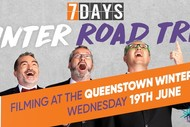 Image for event: 7 Days Winter Trip, Filming at Queenstown Winter Festival