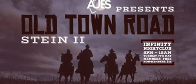 AUES Presents Stein II: Old Town Road