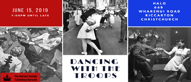 Dancing With the Troops
