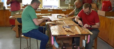 Taonga Puoro Carving Workshop
