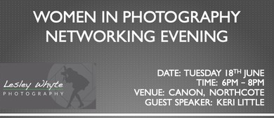 Women in Photography Networking