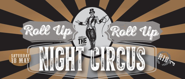 The Night Circus: CANCELLED