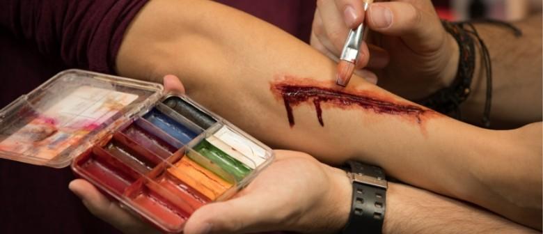 Sculpting Scars & Scrapes Workshop