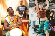 Image for event: Ecstatic Drum and Dance- West African Rhythms
