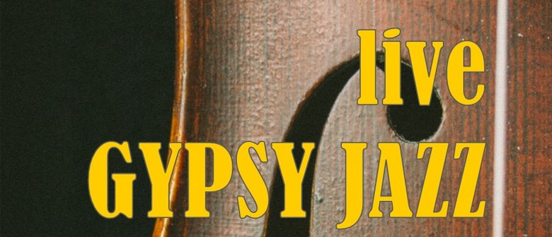 Gypsy Jazz and Dinner