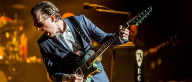 Joe Bonamassa – New Zealand Tour