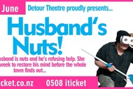 Image for event: My Husband's Nuts