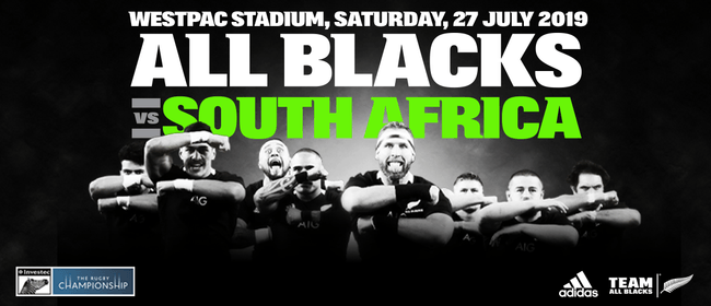 All Blacks v South Africa