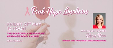 Pink Hope Luncheon