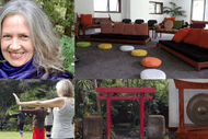 Image for event: Natural Ease and Mindful Living With Rachel Tobin