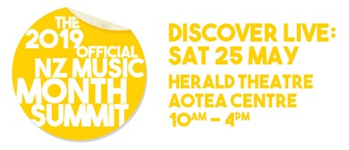 The Official NZ Music Month Summit