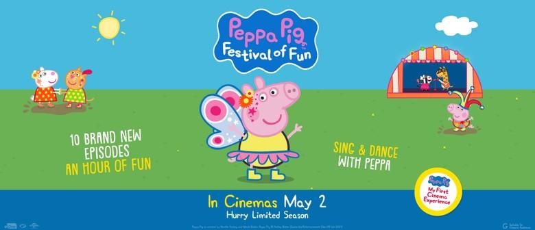Peppa Pig Festival Of Fun Christchurch Eventfinda