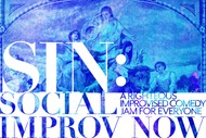 Image for event: SIN: Social Improv Now May We All Giggle