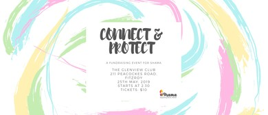 Connect & Protect - A Fundraising Event for Shama Hamilton