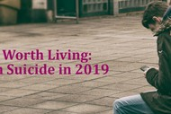 Image for event: Lives Worth Living: Youth Suicide in 2019