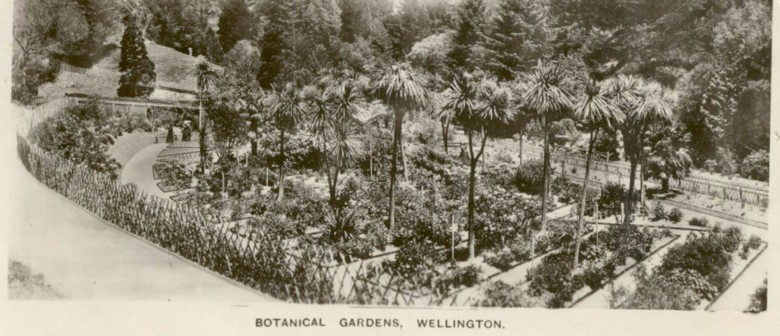 Botanic Gardens Day Walk: Our Heritage Garden