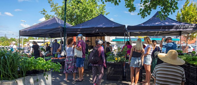 The Howick Village Market