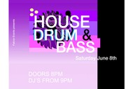 Image for event: House and D&B Night
