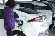Image for event: Yoogo Share EV Driver Training