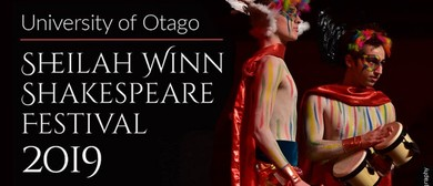 SGCNZ University of Otago Sheilah Winn Shakespeare Festival