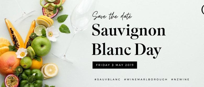 Celebrate Sauvignon Blanc Day 2019
