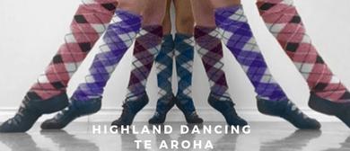 Highland Dance Lessons