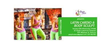 Latin Cardio & Body Sculpt