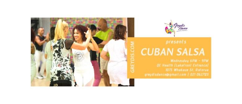 Cuban Salsa Classes