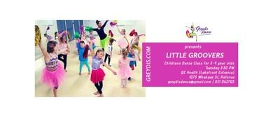 Children's Dance Classes (3-4 Years)