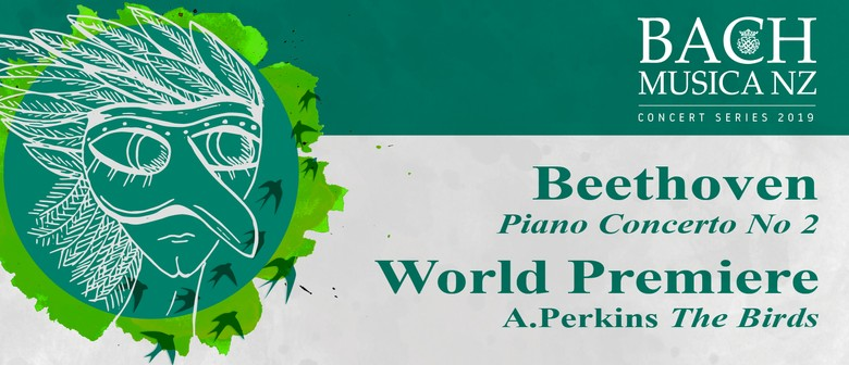 BMNZ: Beethoven & Perkins (World Premiere)