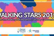 Walking Stars Auckland 2019