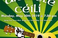 Image for event: Ukulele Ceili