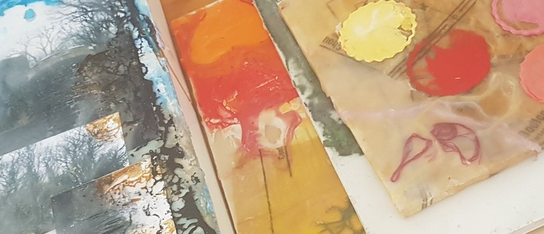Advanced Encaustic Wax - Breaking The Rules