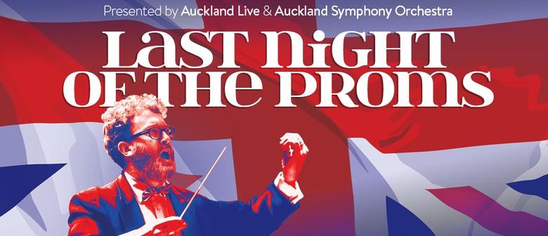 Last Night of the Proms - Bruce Mason Centre