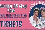 Image for event: Ethel and Bethel 'Bingo Babes' - DHS PTSA Bingo Night