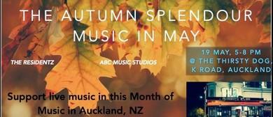 The Autumn Splendour - Music in May