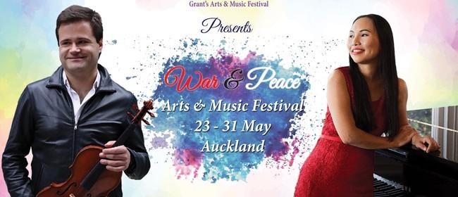 War & Peace WWI Centenary Viola Recital (1919-2019) [3]