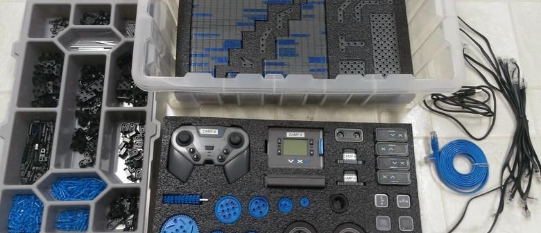 VEX IQ Robotics PD