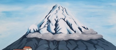 Paint and Wine Night - Taranaki - Paintvine