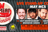 Image for event: Raw Meat Monday - Live Comedy