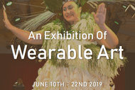 Image for event: An Exhibition of Wearable Art