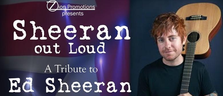 Ed Sheeran Tribute Show