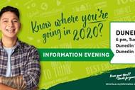 Image for event: Victoria University Undergraduate Information Evening