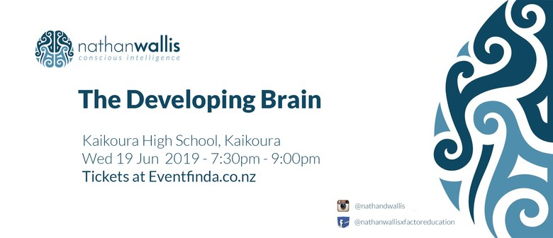 The Developing Brain - Kaikoura