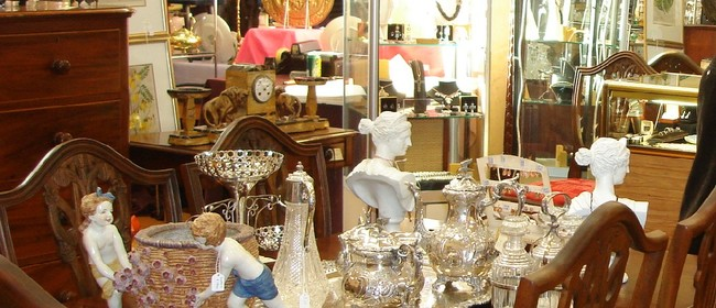 Quota Papakura - 30th Antiques Fair