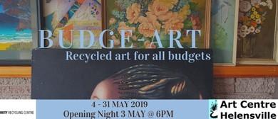 Budge-Art, Art On a Budget