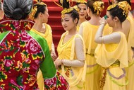 Image for event: Massey Chinese Club Dance Group