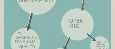 NZ Music Month Open Mic