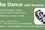 Image for event: Aroha Dance