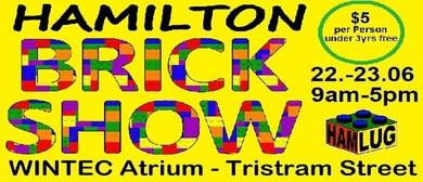 Hamilton Brick Show 2019